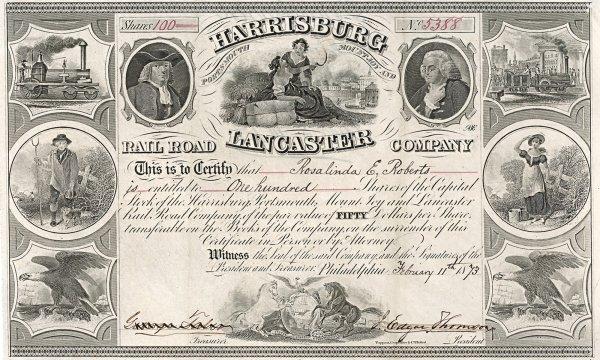 Historische Wertpapiere Aus Usa Gelistet Nach Beliebten