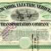 Die Geschichte der New York Electric Vehicle Transportation Company ist gleichzeitig die Geschichte von Isaac Leopold Rice, Erfinder und Unternehmer. Heute fast unbekannt, war Rice an der Wende zum 20. Jh. einer der einflußreichsten US-amerikanischen Industriellen.