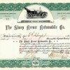 William H. Sharp baute in Trenton, N.J. einen dem Mercer ähnlichen Sportroadster. 1908 gewann ein von ihm selbst gefahrener Sharp-Arrow das 188-Meilen Vanderbilt Motor Parkway Garden City Wettrennen mit einer Durchschnittsgeschwindigkeit von über 100 km/h (das muss man sich bei den Straßenverhältnissen im Jahr 1908 einmal vorstellen).