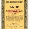 Actien-Zucker-Fabrik Twülpstedt, Gr. Twülpstedt - Historische Aktie von 1922. Äußerst seltenes und hochdekoratives Wertpapier der 1883 gegründeten Gesellschaft.