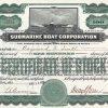"Submarine Boat Corporation. Gegründet 1899 durch John Holland (den großen Mann im U-Boot-Bau der USA) als Electric Boat Company. Nach Holland's Tod 1915 als ""Submarine Boat Corporation"" reorganisiert."